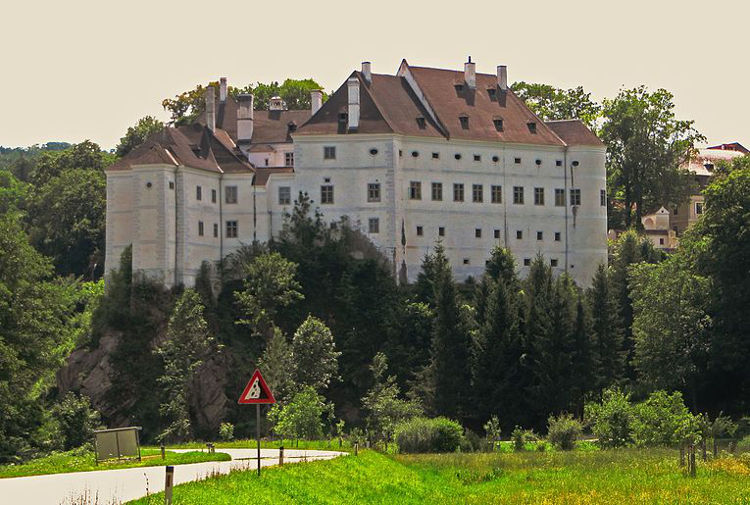 Schloss Leiben (c) Adolf Riess