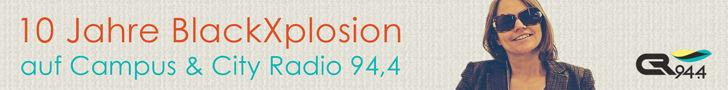 10 Jahre BlackXplosion auf Radio 94,4