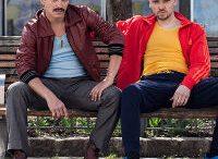 Die Migrantigen, gespielt von Faris Rahoma und Aleksandar Petrović © Golden Girls