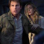 """Annabelle Wallis und Tom Cruise in """" Die Mumie """" © Universal Pictures"""