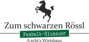 Logo Gasthaus zum Schwarzen Rössl