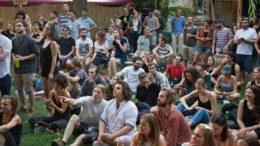 Publikum am Parque del Sol 2017