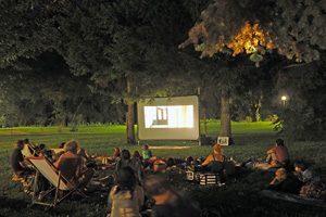 Elektro-Picknick & Kino by FuK & Stattgarten