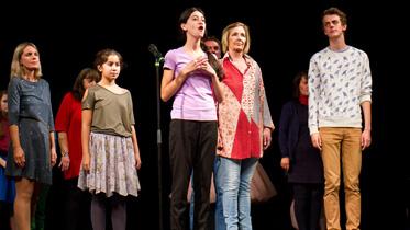 Bürgertheater Show, 16.9.2017