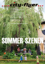 Cover City-Flyer 2017/07