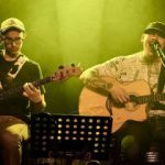 11 Jahre BarRock : Tom GOMEZ Duo