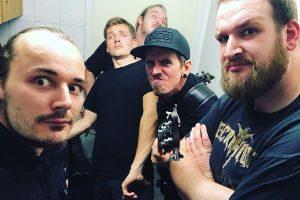 """Vier Bands am Black Creek Festival 2018 @ <a href=""""http://www.cityflyer.at/listing/rothschildschloss/"""">Schloss Rothschild</a>"""