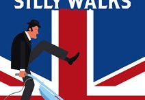 David Merveille - Book of Silly Walks