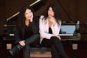 """Die Klavierkunst der Labèque Schwestern @ <a href=""""http://www.cityflyer.at/listing/festspielhaus/"""">Festspielhaus</a>"""