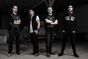 """Blackening Album Release Show @ <a href=""""http://www.cityflyer.at/listing/freiraum-st-poelten/"""">Freiraum St. Pölten</a>"""