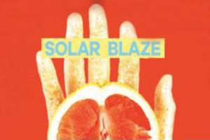 Solar Blaze im Freiraum
