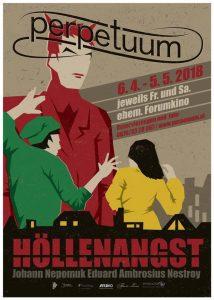 Theater Perpetuum spielt Nestroy