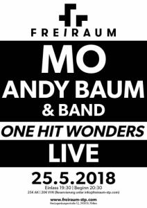 Mo & Andy Baum im Freiraum