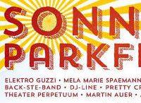 Flyer (Ausschnitt) Sonnenparkfest 2018