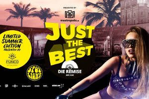 "Just the Best – Limited Summer Edition @ <a href=""http://www.cityflyer.at/listing/die-remise/"">Die Remise</a>"