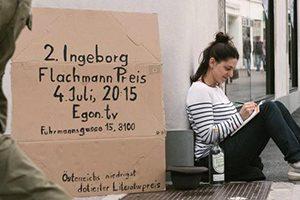 """Ingeborg-Flachmann-Preis 2018 @ <a href=""""http://www.cityflyer.at/listing/egon/"""">Egon</a>"""