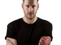 "DJ James Illusion bespielt die "" Sundeck Sessions """