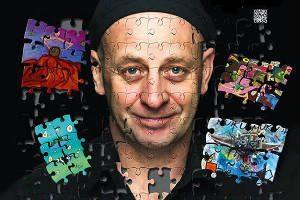 Alf Poier - The making of DADA @ Zelt beim FF-Haus Waidhofen/Ybbs