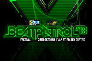 """Das Beatpatrol Festival feiert sein 10. Jahr! @ <a href=""""http://www.cityflyer.at/listing/vaz-st-poelten/"""">VAZ St. Pölten</a>"""