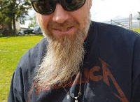 Richard Metfan moderiert das stp Metal Weekend, Foto privat, fb, z.V.g.
