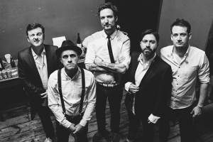 "Frank Turner & The Sleeping Souls @ <a href=""http://www.cityflyer.at/listing/gasometer/"">Gasometer</a>"