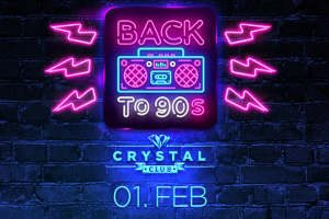 """Crystal Club reist mit uns Back to the 90s @ <a href=""""http://www.cityflyer.at/listing/rothschildschloss/"""">Rothschildschloss</a>"""