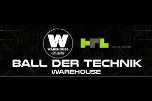 "Ball der Technik 2019 der HTL STP @ <a href=""http://www.cityflyer.at/listing/warehouse/"">Warehouse</a>"