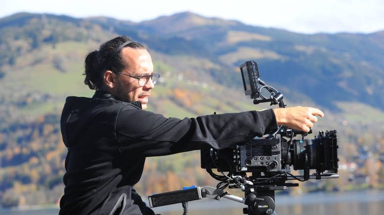 """""""Goldene Kamera"""" Klemens Hufnagl . Foto privat, z.V.g."""