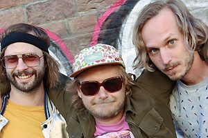 "Steaming Satellites mit neuem Album @ <a href=""http://www.cityflyer.at/listing/cinema-paradiso/"">Cinema Paradiso</a>"