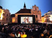 Cinema Paradiso Open Air am Rathausplatz. Foto © Cinema Paradiso, Andrea Reischer, z.V.g.