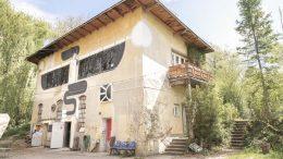 Headquarter vom Kulturverein LAMES bald mit neuem Gesicht. Doch zuvor wird gefeiert! Foto: Jasmina Dzanic, z.V.g.