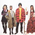 """Raverin? Mod? Grunger? Jugendkultur zeigt sich bunt und verwirrend. Die Ausstellung """"Meine Jugend - deine Jugend"""" zeigt Jugendkulturen von gestern und heute. Foto:, Daniel Hinterramskogler, z.V.g."""