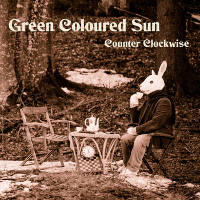 Green Coloured Sun - Counter Clockwise