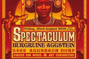 Musikcircus & Festival Spectaculum 2019 @ Burgruine Aggstein