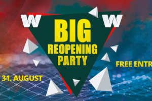 "BIG Re-Opening Party /// Free Entry @ <a href=""http://www.cityflyer.at/listing/warehouse/"">Warehouse</a>"