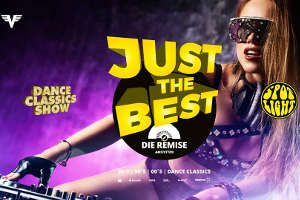 """Just the Best Vol. 8 in der Remise Amstetten @ <a href=""""http://www.cityflyer.at/listing/die-remise/"""">die Remise</a>"""