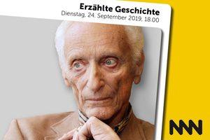 """Zeitzeugen-Forum mit Dr. Hans Morgenstern @ <a href=""""http://www.cityflyer.at/listing/museum-niederoesterreich/"""">Museum Niederösterreich</a>"""