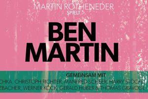 """Martin Rotheneder spielt Ben Martin @ <a href=""""https://www.cityflyer.at/listing/freiraum-st-poelten/"""">Frei.raum</a>"""
