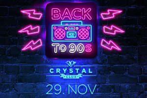 Crystal Club - Back to the 90s Vol. III @ Schloss Rothschild