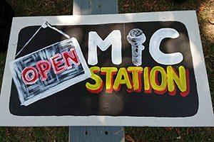 OpenMic STP #5 - Löwenhof @ Kulturhauptstart St. Pölten