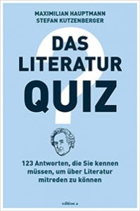 Das Literaturquiz