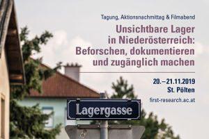Unsichtbare Lager in Niederösterreich @ Museum Niederösterreich
