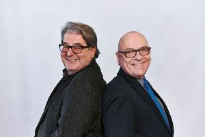 "Erwin Steinhauer & Fritz Schindlecker - ""Aufgedeckt!"" @ Stadtsaal Tulln"