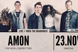 Rock The Roadhouse // Amon @ Outback Roadhouse