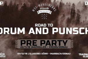 Road to Drum and Punsch / Pre - Party @ Jazzkeller Krems