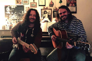 Thomas Gravogl & Harry Stöckl LIVE @ Engelbar