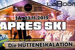 APRES SKI Party - die Hütteneskalation! @ LaBoom