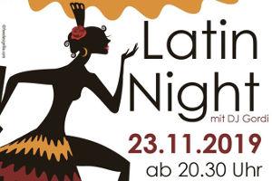 Latin Night mit Dj Gordi @ Sky Seven