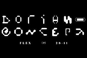 Dorian Concept Live Cam A/V Show, Support: Koenig @ FLEX