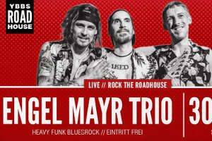 Rock The Roadhouse // Engel Mayr Trio @ Outback Roadhouse